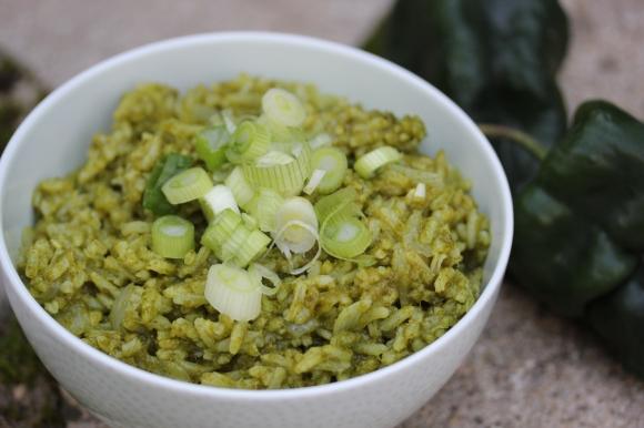 Green Rice - In Her Chucks