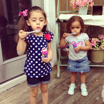 Harper and Mila