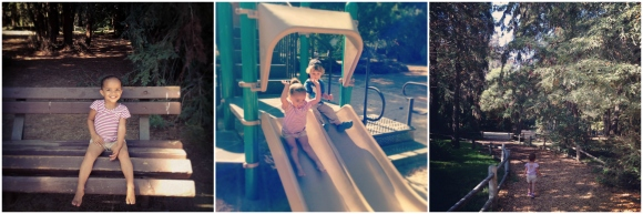 Play dates at the park